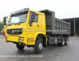 Hoka HOWO 6*4 Dump Truck/Tipper for South America/Peru