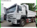 Steel Diesel Heavy Duty 336HP HOWO Dump Truck