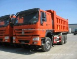 HOWO 6X4 Dump Truck Tipper with Good Condition for African Market