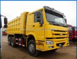 Sinotruk HOWO 6X4 290HP 336HP 371HP 30tons Tipper Dump Truck for Sale