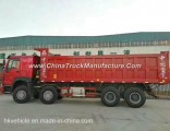 HOWO 8*4 40t Dump Truck/Tipper for Tanzania