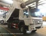 Sinotruk HOWO 25- 30 Ton Dump Truck/ Tipper Truck From Factory