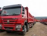 HOWO Dump Truck 25/30 Ton Sinotruk Dump Tipper Truck for Sale