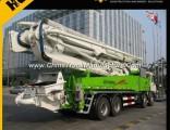 Sany 46m Truck Mounted Concrete Pump Dump Truck