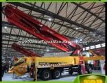 New Hot Sale 46m Concrete Pump Trucks Price Syg5310thb 46