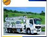 Zoomlion 22m 4X2 Concrete Pump Truck with Sinotruck Chassis