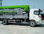 New38m Modeljh5260thb-38 Concrete Boom Truck for Sale with Good Price