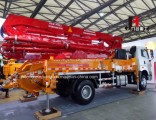 New 33m Best Selling Concrete Pump Truck for Sale with Good Price