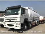 Sinotruk HOWO Powder Material Truck Transportation Truck
