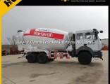 Beiben 12 Cubic Meter Tank Mixer Truck on Promotion