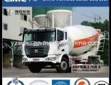 China Manufacturer C&C 6X4 Concrete Mixer Truck