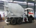 Sinotruk HOWO 10 Wheelers Euro2/3/4/5 Concrete Mixer Truck for Sale