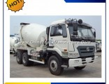 Silon 10m3 Concrete Truck Mounted with Left Hand Drive