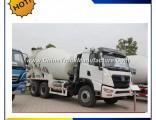 Populer Sinotruk HOWO 6X4 Concrete Mixer Truck (in Asia)