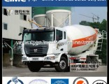 C&C 380HP 6X4 Cement Mixer Truck