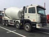 Best Selling & Low Price JAC Mixer 8*4 12m3 Concrete Mixer Truck