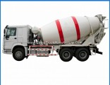 Mobile Concrete Mixer with Pump Dimensions 8 Cubic Meters Concrete Mixer Price in Kenya