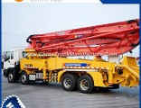 2017 Xcm 25m Concrete Pump Truck Hb37b