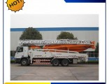 40m Concrete Pump Truck Zoomlion Truck Pump (40X-5RZ)