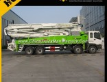 24m Truck Mounted Concrete Pump (HOWO)
