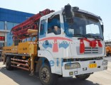 2010 Sany 25m Used Truck Mounted Concrete Pump