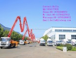 Truck-Mounted Concrete Boom Pump of 21m 25m 27m 29m 30m 33m 36m 38m
