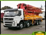 Sany 30m Boom Truck-Mounted Concrete Pump