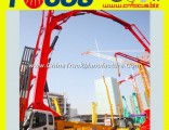 Good Quality 37m, 39m Work Range Boom Concrete Pump
