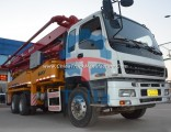 2007 Sany 37meters Remanufacturing Used Concret Pump Truck Supply