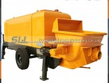 Manufacture Sell Small Portable Cement Mixer Pump Equipment