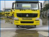 HOWO 4X2 12000 Liter Water Truck Water Sprinkler Truck Used Water Truck