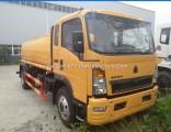 Sinotruk DFAC JAC 4X2 10cbm 10, 000liters Water Tank Truck