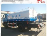 China Factory Price Carbon Steel 4000 Liters Water Tank Truck