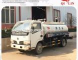 Logo Printed 5000 Liters Capacity Street Water Sprinkling Tank Truck