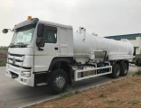 Sinotruk HOWO 6X4 4000 Gallon Vacuum Tanker Truck