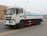 White 6X4 Water Truck 20000L with Euro II Standard LHD or Rhd
