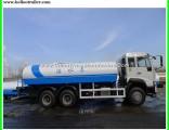 Sinotruk HOWO 20cbm Water Spray Tank Truck