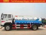 Sinotruk HOWO 20000 Liter Water Tank Truck Water Drilling Truck