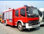Cheap Price Isuzu 3200litre Water/Foam Fire Engine for Myanmar