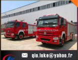 Dry Powder Fire Engine Truck