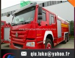 Sinotruk 6*4 Water Foam Fire Engine