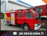 3tons Mini Water Fire Engine for Sales