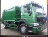 HOWO 10cbm Refuse Waste Compactor Garbage Truck