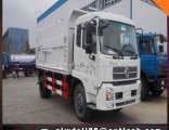 Hydraulic Control Docking Garbage Truck Compactor Garbage Truck with Factory Price
