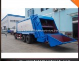 Dongfeng 4X2 Waste Collector Compressed 6m3 Compactor Compress Garbage Truck
