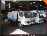 Factory Supply Road Garbage Cleaning Sweep Truck on Sale