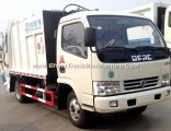 Hotsales Good Price 4on Waste Compactors Garbage Truck