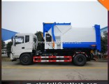 6-8cbm Euro 4 Garbage Delivery Compactor Truck with Man Engine