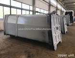 Customized Waste Bin for 6.5m3 Garbage Truck