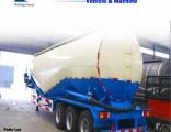 50cbm Bulk Cement Tank Semi Trailer, Bulk Cement Trailer, Bulk Cement Tanker, Cement Bulk Carriers,